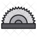 Cutting Construction Tool Icon