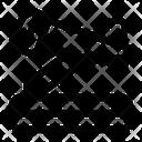 Saw Axe Cutting Icon