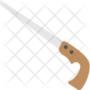 Hand Saw Crosscut Icon