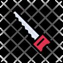 Saw Axe Cut Icon