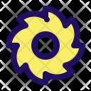 Saw Circular Blade Icon