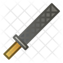 Equipment Saw Tool Icon