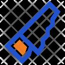 Saw Construction Cut Icon