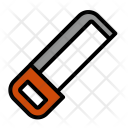 Saw Cut Tool Icon