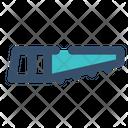 Saw Blade Tool Icon