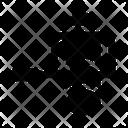 Saw Jigsaw Solid Icon