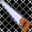 Wood Saw Weapon Saw Icon