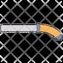 Saw Cutter Sharp Icon