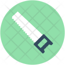Saw Carpentry Tool Icon