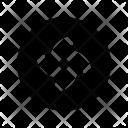 Circular Saw Blade Icon