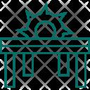 Saw Machine Electric Icon