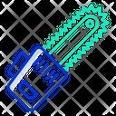 Saw Machine Icon