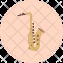 Jazz Music Classical Icon