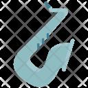 Saxophone Music Equipment Icon