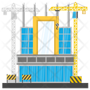 Scaffold Architecture Icon