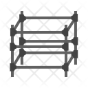 Scaffolding Construction Icon