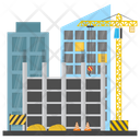 Scaffolding Architecture Icon