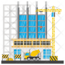 Scaffolding Installation Icon