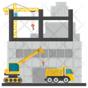 Scaffolding Service Icon