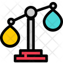 Scale Balance Weight Icon