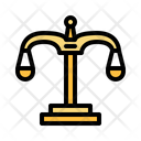 Scale Balance Businesss Law Icon