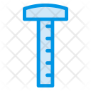 Scale Measurement Ruler Icon