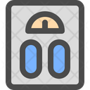 Scale Weight Measure Icon