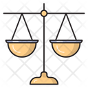 Scale Business Court Icon