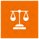 Scale Justice Law Icon