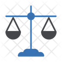 Scale Law Court Icon