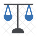 Scale Court Justice Icon
