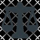 Scale Equality Balance Icon