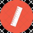 Scale Measure Regua Icon