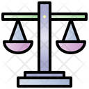 Scale Election Balance Icon