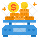 Scale Money Profit Icon