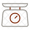 Scale Balance Cooking Icon