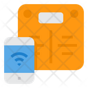 Scale Weight Smartphone Icon