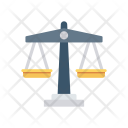 Balance Scale Court Icon