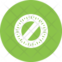 Round Scale Tool Icon