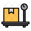 Scale Logistic Weight Icon