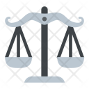 Weight Scale Justice Icon