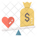 Wellness Scale Pricing Icon