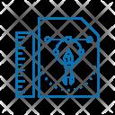 Scale Design Document Icon
