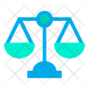 Scale Law Weight Icon