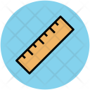 Scale Ruler Measuring Icon