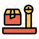 Weight Scale Scale Box Icon