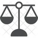 Balance Justice Ethics Icon