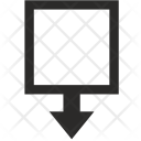 Scale down Icon