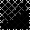 Scale Up Purpose Graph Icon