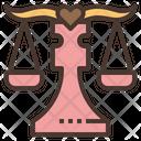 Scales Libra Law Icon